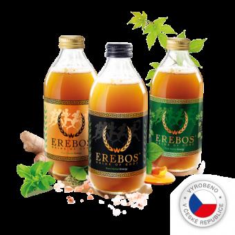 EREBOS Energy drink - promo + cz
