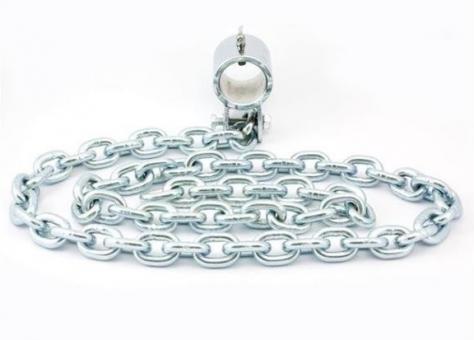Řetěz na olympijskou osu HMS GR10 (2 ks)