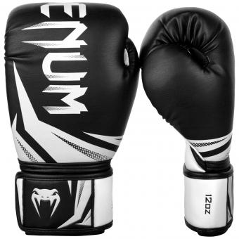 VENUM boxerské rukavice Challenger 3.0 černá bílá