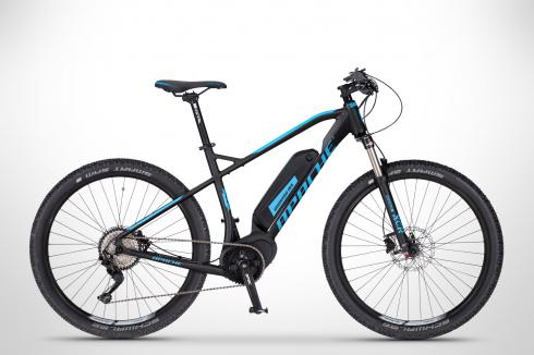 MANITOU MX 13 Ah černo-modrý