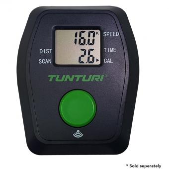 Skládací rotoped D20 Tunturi - počítač