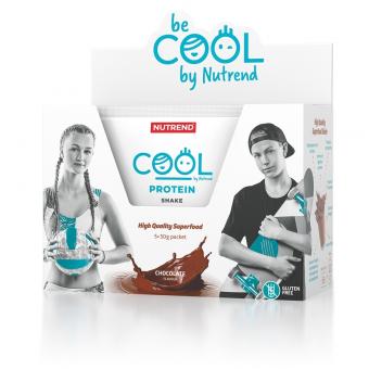 NUTREND Cool Protein Shake 5x50 g čokoláda