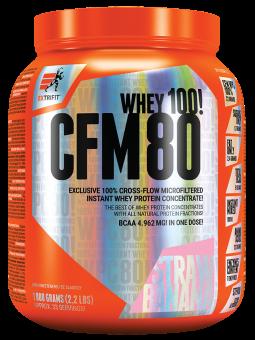 EXTRIFIT CFM Instant Whey 80 1000 g