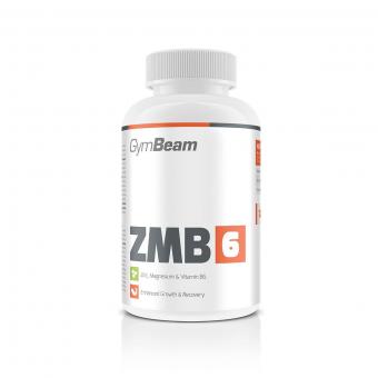 GymBeam ZMB6 120 kapslí