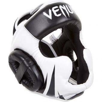 Chránič hlavy Challenger 2.0 černo bílý VENUM