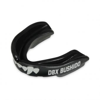 Chránič zubů DBX BUSHIDO MG-2 černý pohled