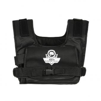 Zátěžová vesta DBX BUSHIDO krátká 1-10 kg