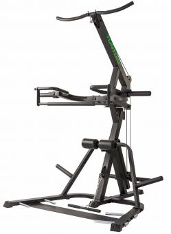 Posilovací stroj Tunturi WT85 Leverage Pulley Gym profil
