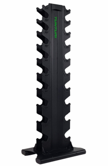 Stojan na činky TUNTURI Pro Tower profil