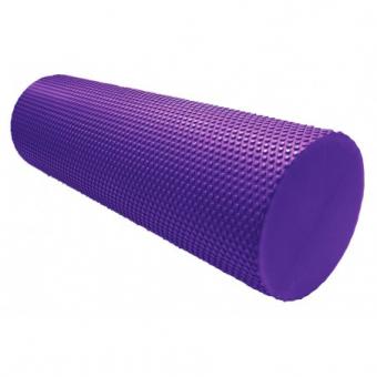 Masážní válec na cvičení Prime roller POWER SYSTEM fialový