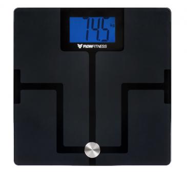 Osobní váha s měřením tuku Flow Fitness BS50