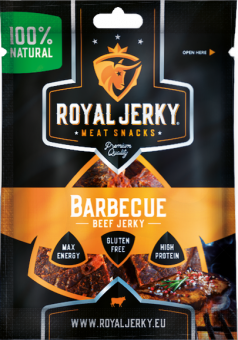Royal Jerky Barbecue 12x22 g