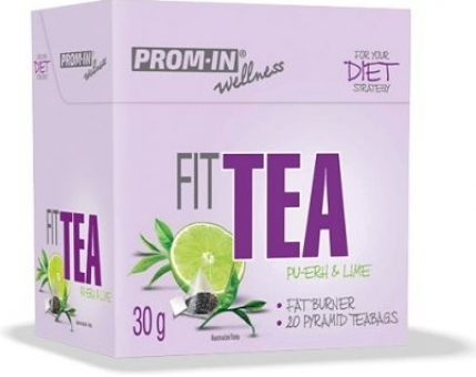 PROM-IN Fit Tea Puerh Limetka