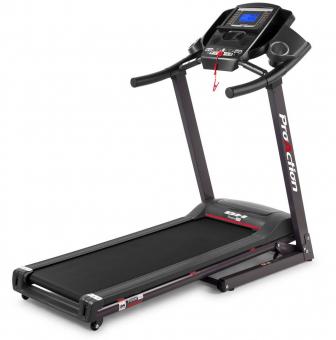 Běžecký pás BH Fitness Pioneer R3 z profilu