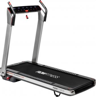 Běžecký pás FLOW Fitness DTM400i z profilu