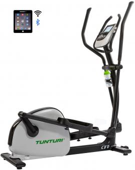 Eliptický trenažér TUNTURI C80 Crosstrainer Endurance logo