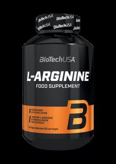 BIOTECH USA L-Arginine 90 kapslí