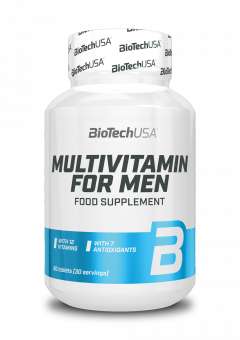 BIOTECH USA Multivitamin for men 60 tablet