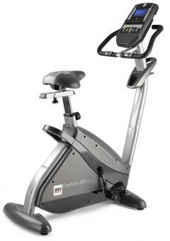 Rotoped BH Fitness i.Carbon Bike DUAL z profilu
