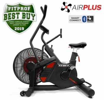 Rotoped XEBEX AirPlus Expert Bike 2.0 Smart Connect