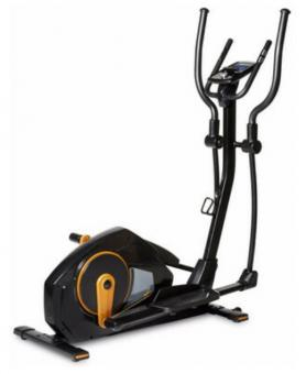 Eliptický trenažér Flow Fitness Avoriaz z profilu
