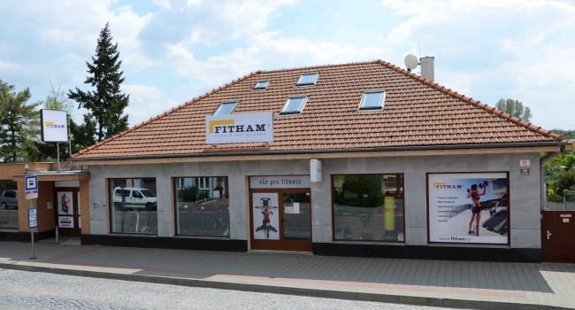 Prodejna Fitham Brno