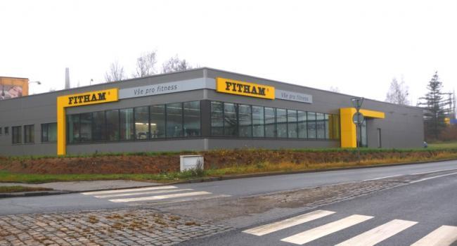 FITHAM Liberec boční pohled