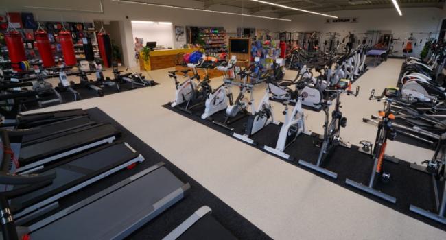 FITHAM Liberec: běžecké pásy a cyklotrenažéry