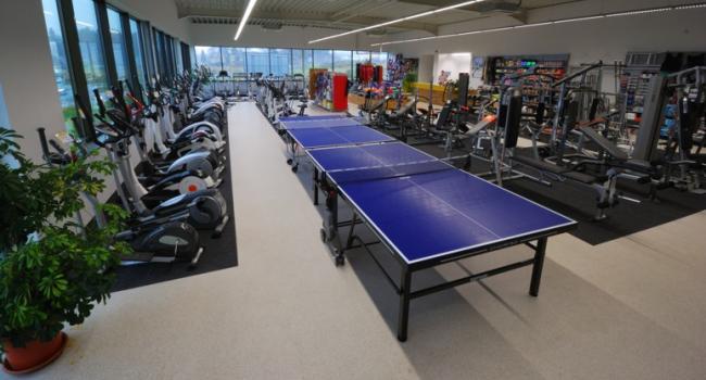 FITHAM Liberec: ping pong