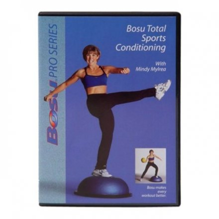 BOSU DVD total sports conditioningg