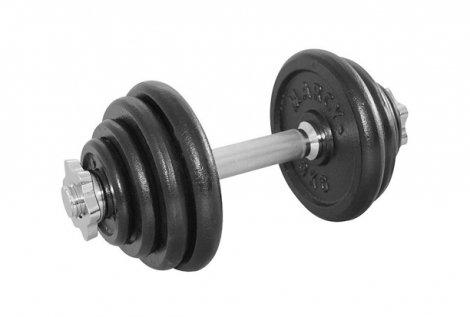 Činky jednoručky set 15 kgg