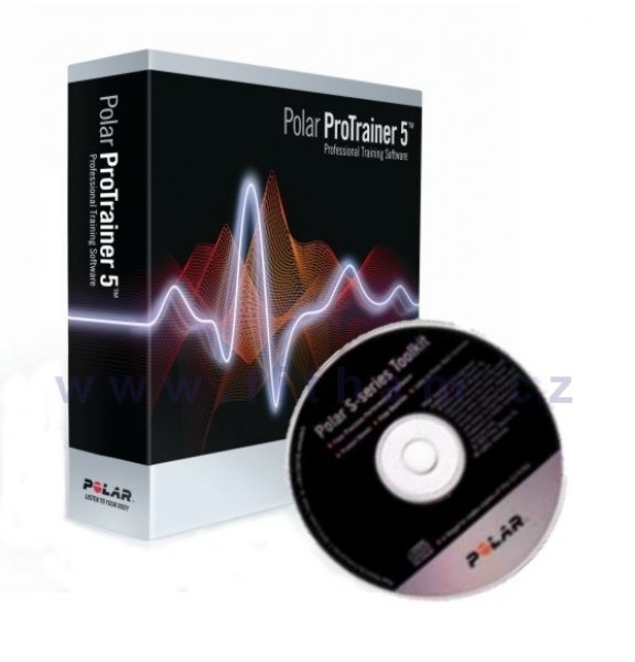 CD ss softwaerem POLAR Protrainer 5