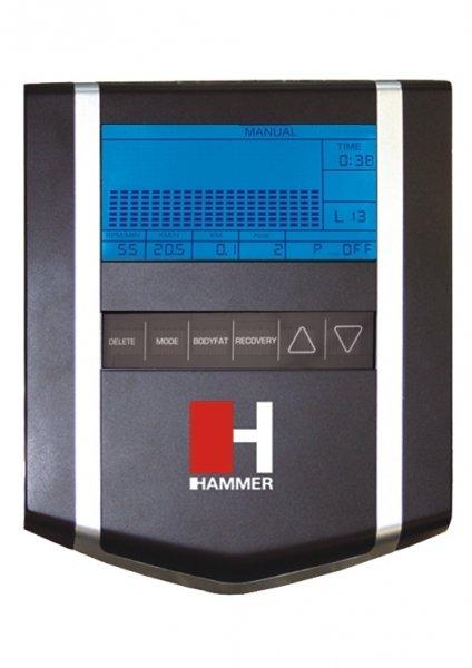 LCD displej rotopedu hammer seveno xtr