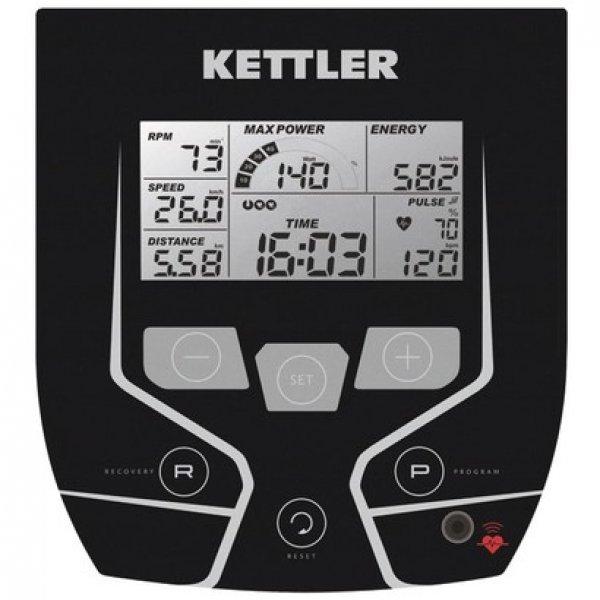Ovládání a LCD displej rotopedu kettler ex4