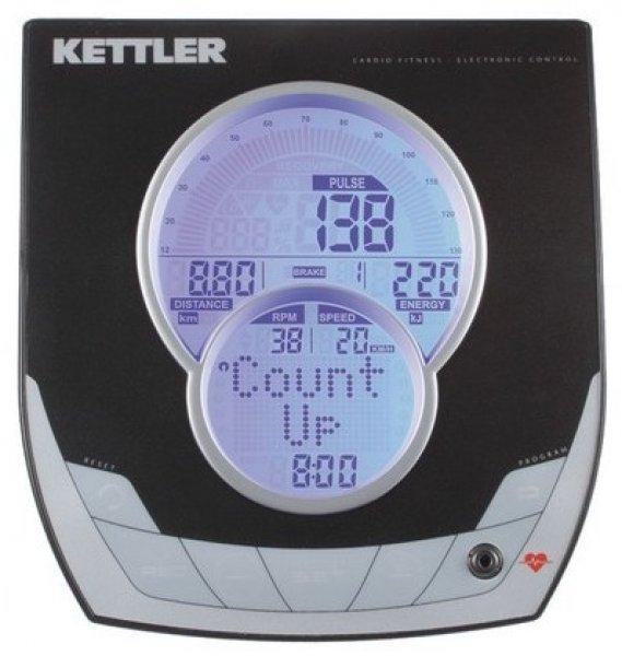 Tréninkový počítač rotopedu kettler golf P