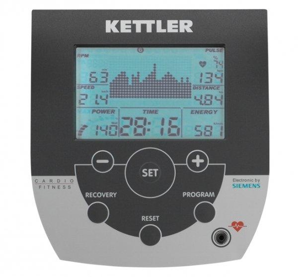 Tréninkový počítač, kompatibilní s Cardio-Puls-Setem Polar