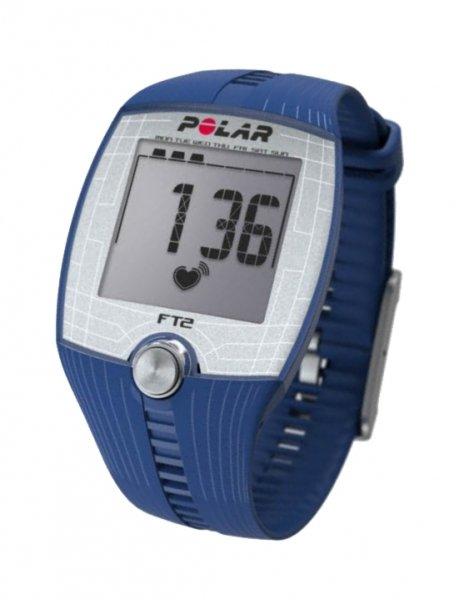 POLAR FT2 modrá