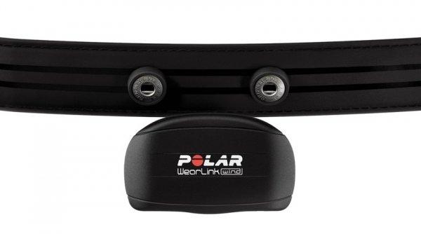 polar wearlink+ wind
