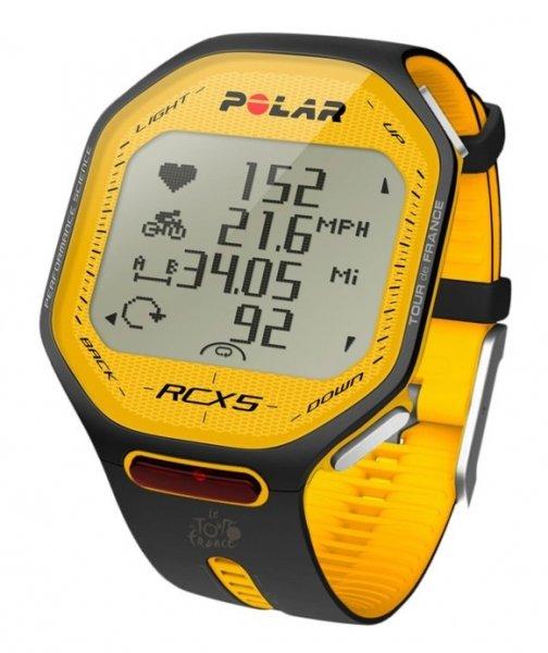 Polar rcx5 TdF