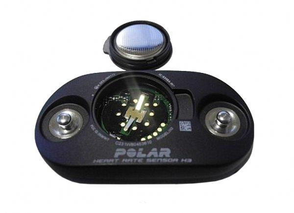 Polar H3 - výměna baterie