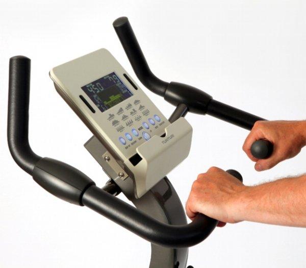 Držadla ergometru Tunturi bike pure 4.0 TABLET