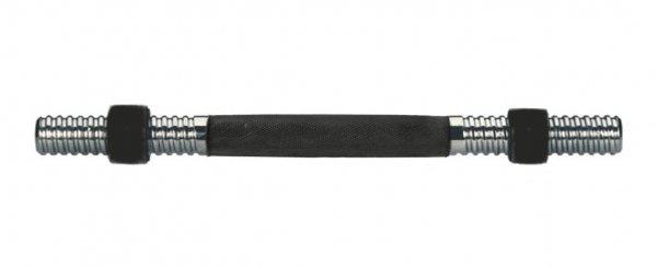Hřídel jednoruční 350 mm / 25 mm na závit PVC