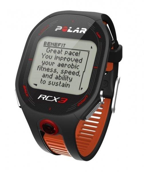POLAR RCX3 pánské černo/oranžové