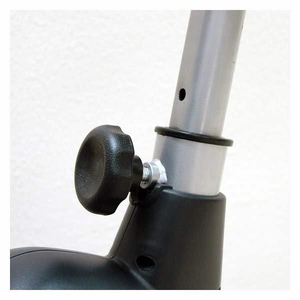 Snížení sedla u rotopedu SPORTOP B600