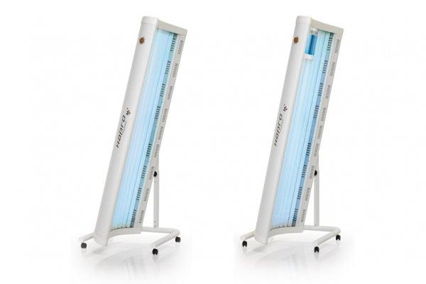 Vertikální solárium HAPRO TOPAZ 10 V