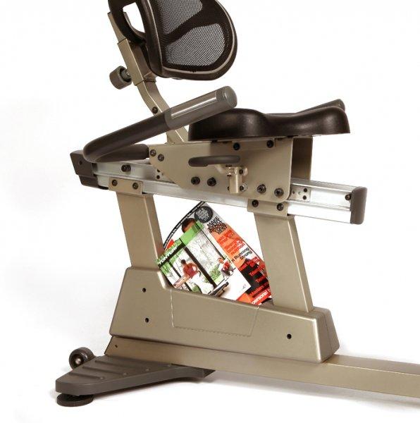Konstrukce sedačky TUNTURI PURE BIKE R 10.0