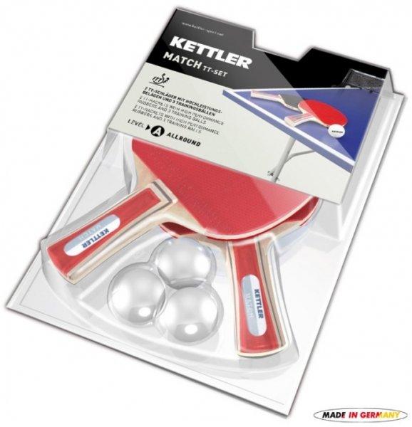 Set pálek a míčků KETTLER Match
