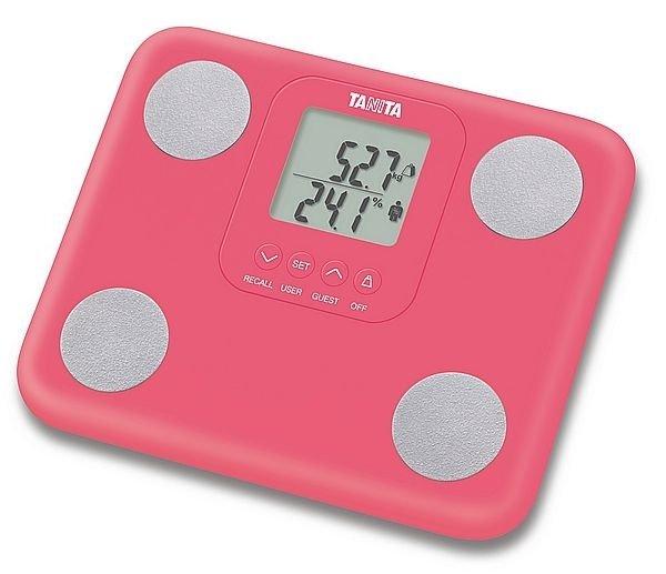 Osobní digitální váha TANITA BC-730 růžová