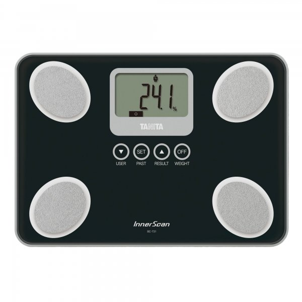 Osobní digitální váha bc-731 č 2g