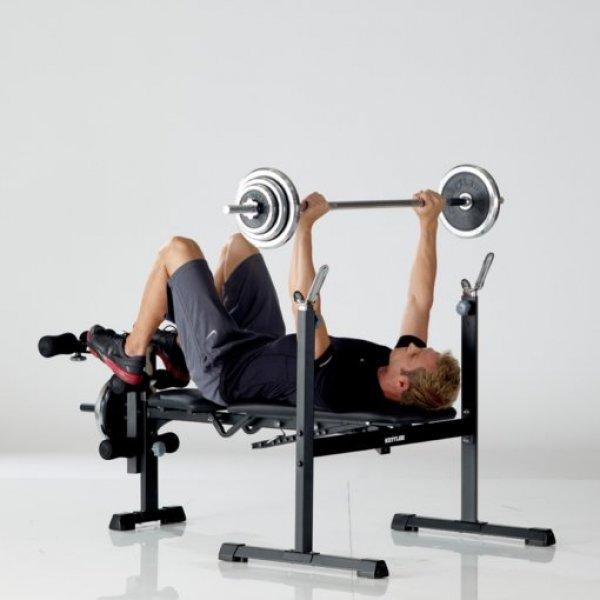 Posilovací lavice na bench press Kettler Primus